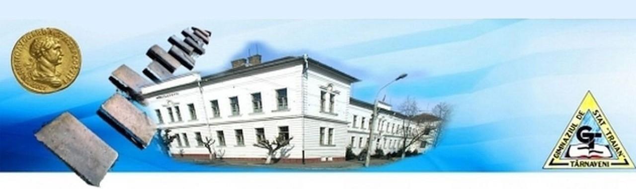"""Şcoala Gimnazială """"Traian""""  - Târnăveni"""
